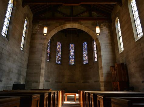 Facilities: Fairchild Chapel | Oberlin College and