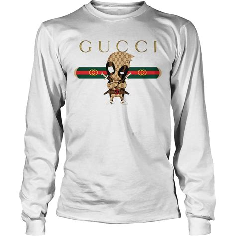 Official Gucci Deadpool hoodie, t shirt, tank top and