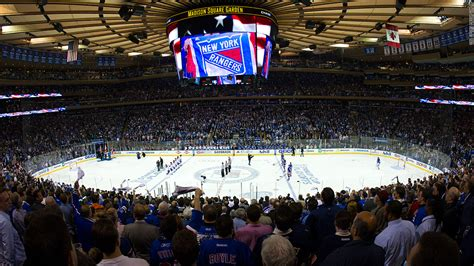 Score! MSG stock up after Clippers buy, Rangers win