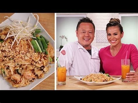 How to Make Pad Thai With Jet Tila | Asian Recipes