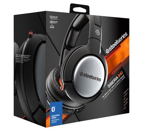 SteelSeries Siberia 840   PS4   Buy Now   at Mighty Ape