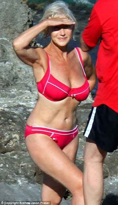 Check Out The 66-Year-Old Actress Who Was Just Voted 'Body