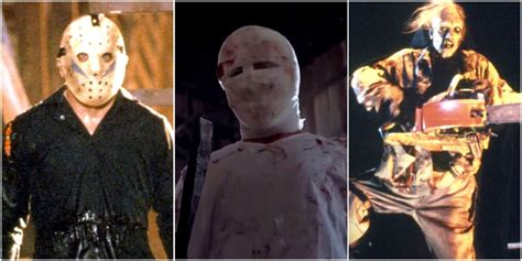 The Only Actor To Play Michael Myers, Leatherface & Jason