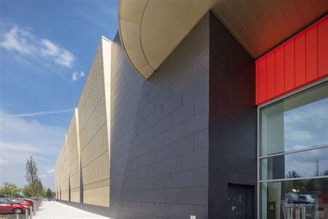 SFS intec's Powder Coated Fasteners Deliver on Aesthetics