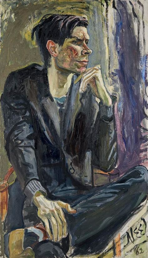 Europe Gets Introduced to The Work of Artist Alice Neel