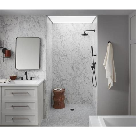 Wilsonart Wetwall Marmafino Shower Wall Surrounds at Lowes