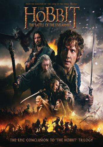 The Hobbit: The Battle of the Five Armies for Rent