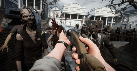 Upcoming The Walking Dead Saints & Sinners VR Game Gets