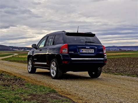 Jeep Compass Limited 2,2 CRD 136 PS 4WD - Testbericht