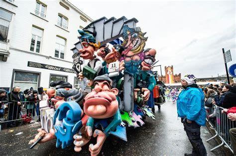 UNESCO Pulls Belgian Carnival From Heritage List Over Anti
