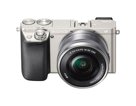 Sony a6000 (ILCE-6000) detail page