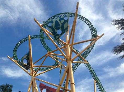 The Top Busch Gardens Rides – voted for by you!