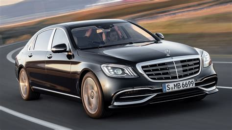 2017 Mercedes-Maybach S-Class - Wallpapers and HD Images