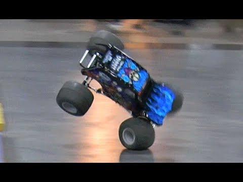 RC Monster Truck World Finals at Digger's Dungeon - 2017