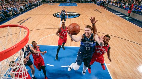 Luka Doncic becomes first teenager in NBA history to score