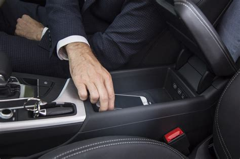 Audi's New IPhone Case Offers Wireless Charging Through