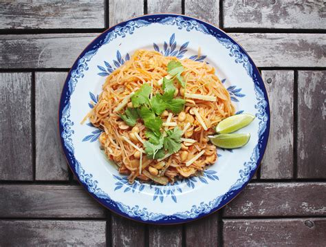 Vegetarisk Pad Thai – helly and the dream of horses