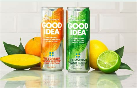 Good Idea brings functional beverage delivery format to