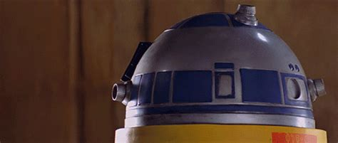 Awesome Animated R2D2 C3PO Gifs - Best Animations