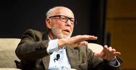 Quant pioneer James Simons on math, money, and